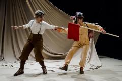 Teatre de l'Abast LLUNA, DOS I TRES, d'Isabel Martí