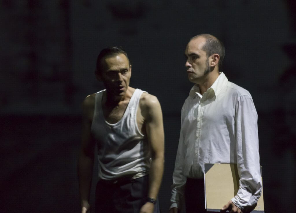 Ligeros de equipaje. Producciones Viridiana. Teatre Principal.
