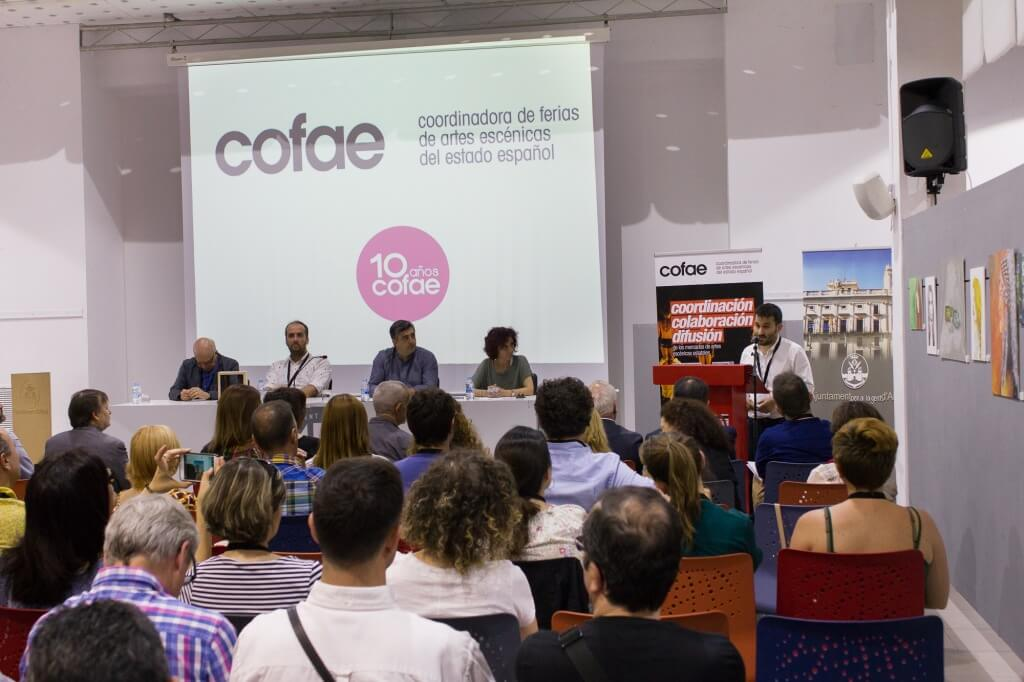 Entrega Premio COFAE 2016