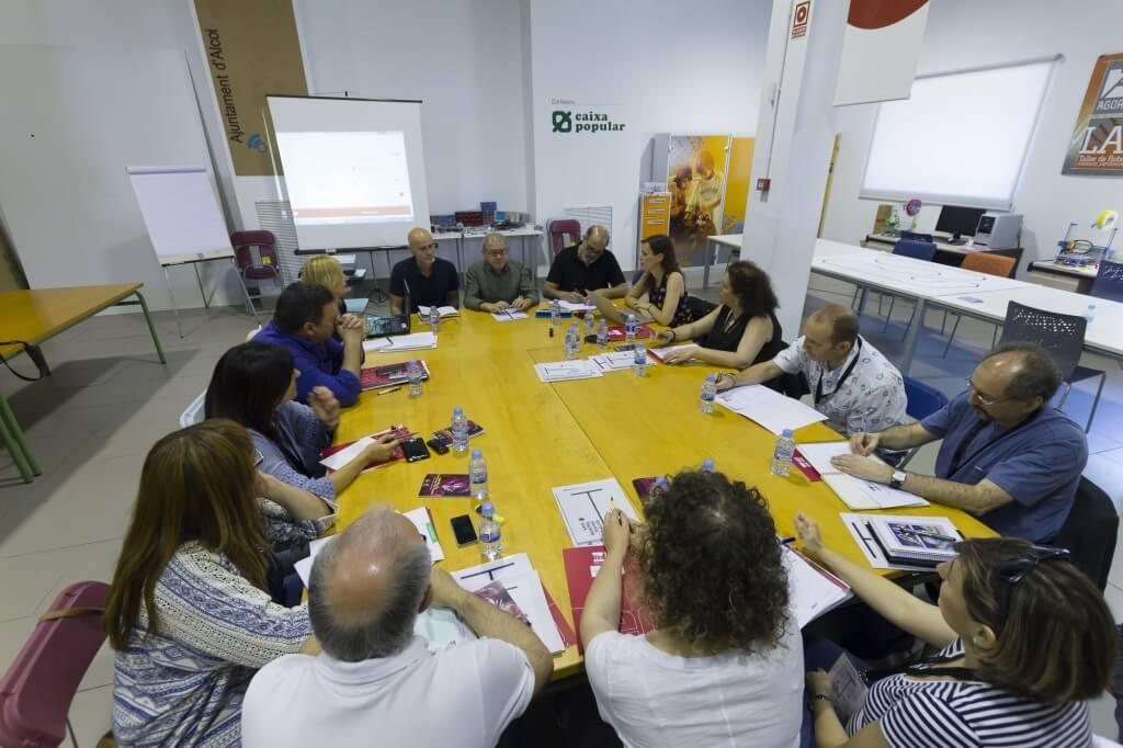 Reunió de la Comissió de Circuits Autonòmics