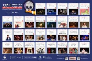 Programacio Mostra de Teatre Alcoi 2017