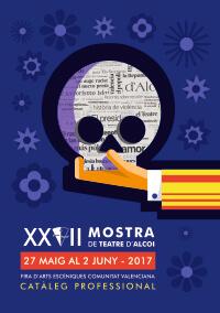 CATÀLEG MOSTRA DE TEATRE D'ALCOI 2017