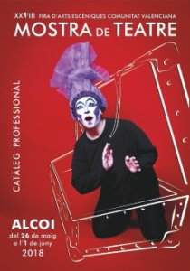 Descargar el catálogo de la Mostra de Teatre d'Alcoi 2018