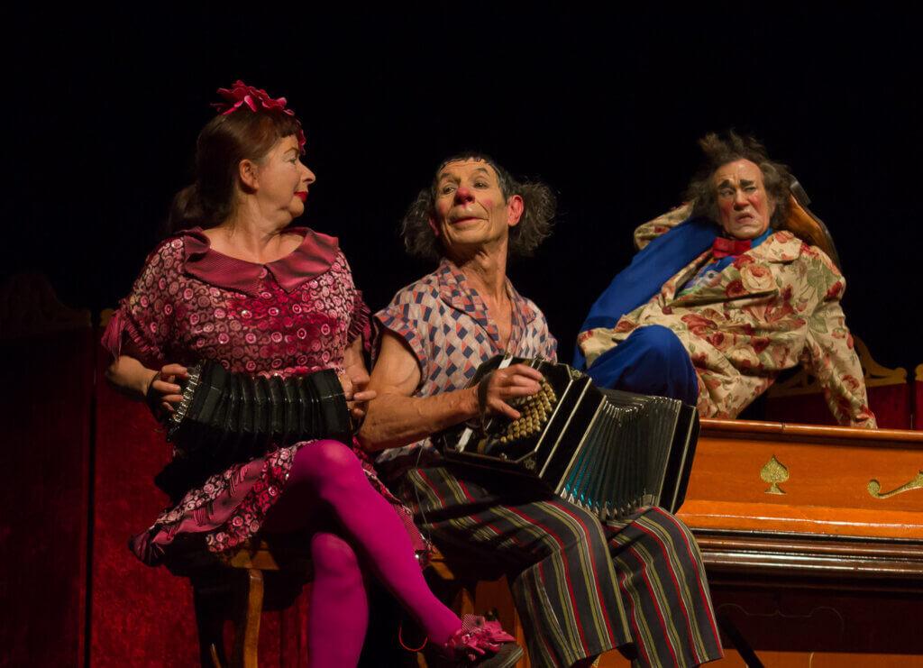 Los Excéntricos a la Mostra de Teatre d'Alcoi 2016